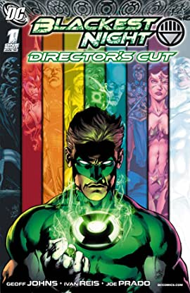 Blackest Night: Director's Cut No.1