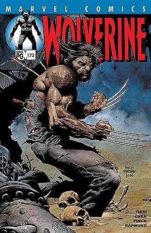 Wolverine (1988-2003) #173