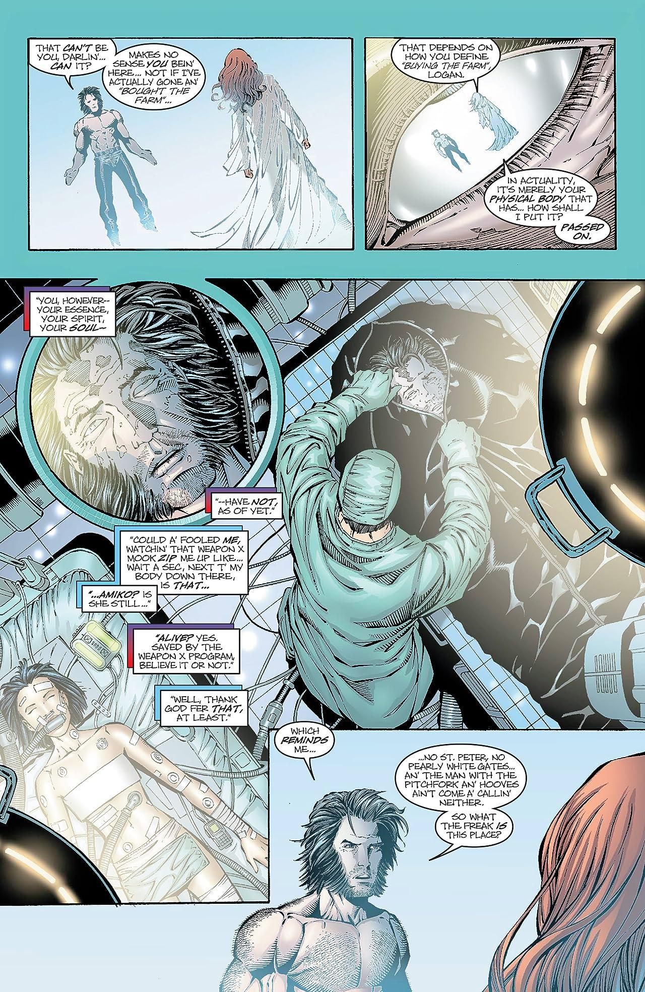 Wolverine (1988-2003) #176