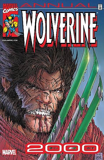 Wolverine Annual 2000 #1