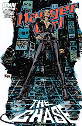 Danger Girl: The Chase! #3 (of 4)