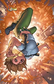 Danger Girl: The Chase! #3 (of 4)