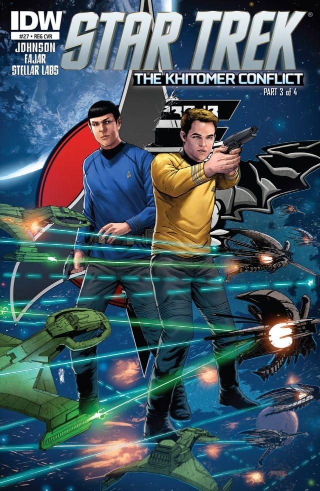 Star Trek (2011-2016) #27