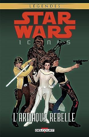 Star Wars - Icônes Tome 4: L'arnaque rebelle