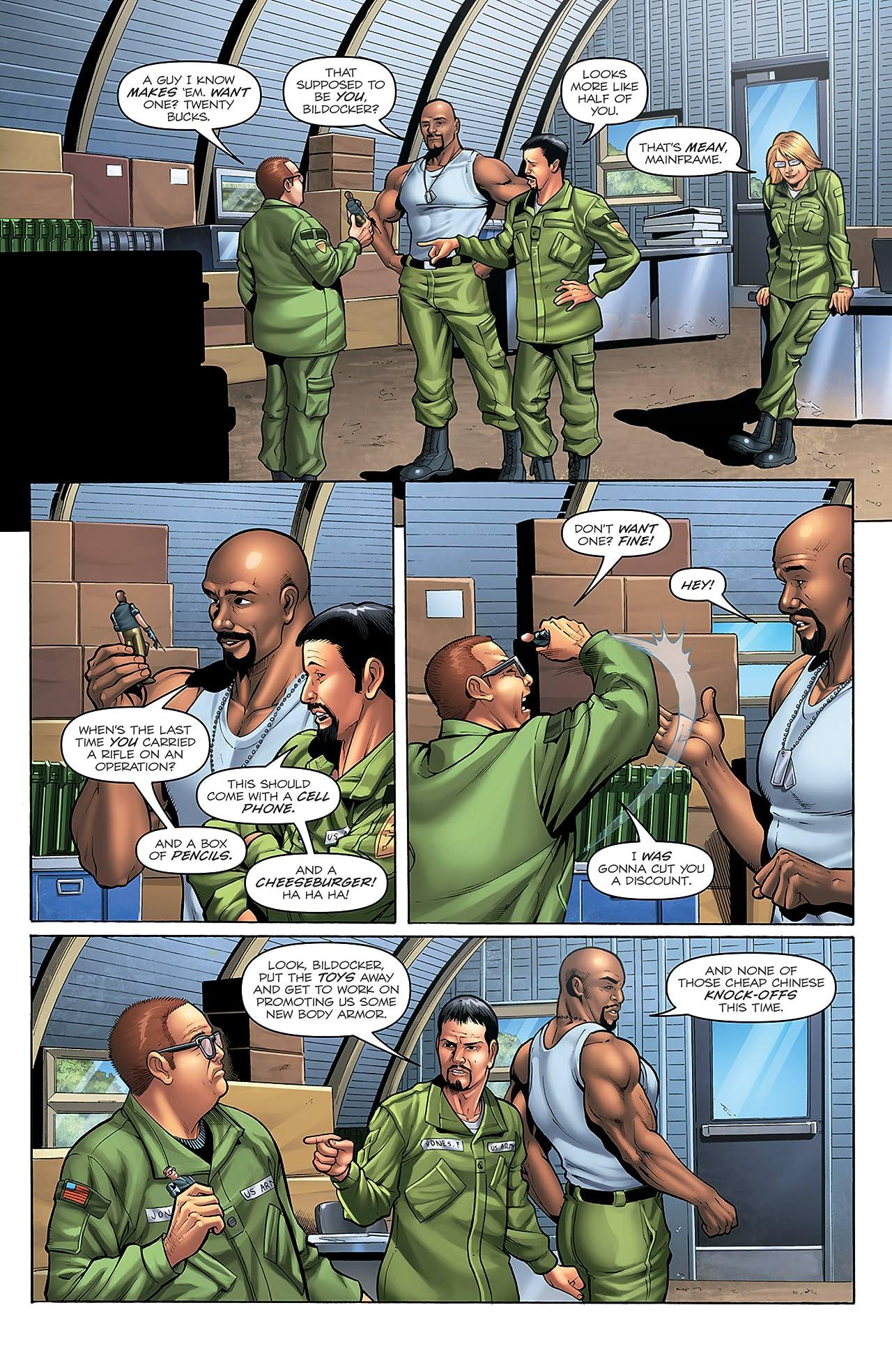 G.I. Joe: Special Missions #9