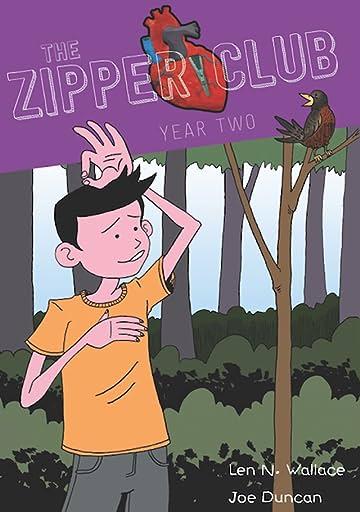 The Zipper Club Vol. 2: Year Two