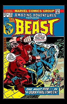 Amazing Adventures (1970-1976) #16