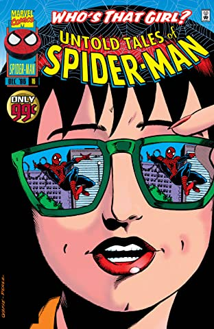 Untold Tales of Spider-Man (1995-1997) #16