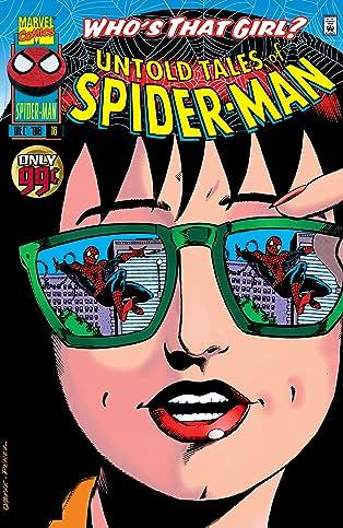 Untold Tales of Spider-Man (1995-1997) #16