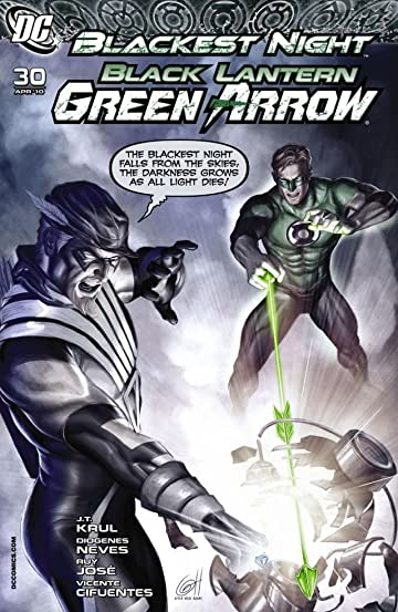 Green Arrow (2007-2010) #30