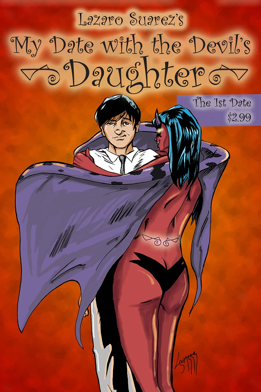 My Date with the Devil's Daughter #1