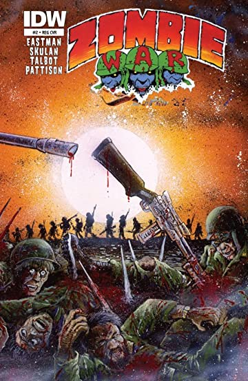 Zombie War #2 (of 2)