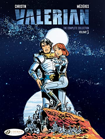 Valerian - The Complete Collection Vol. 1
