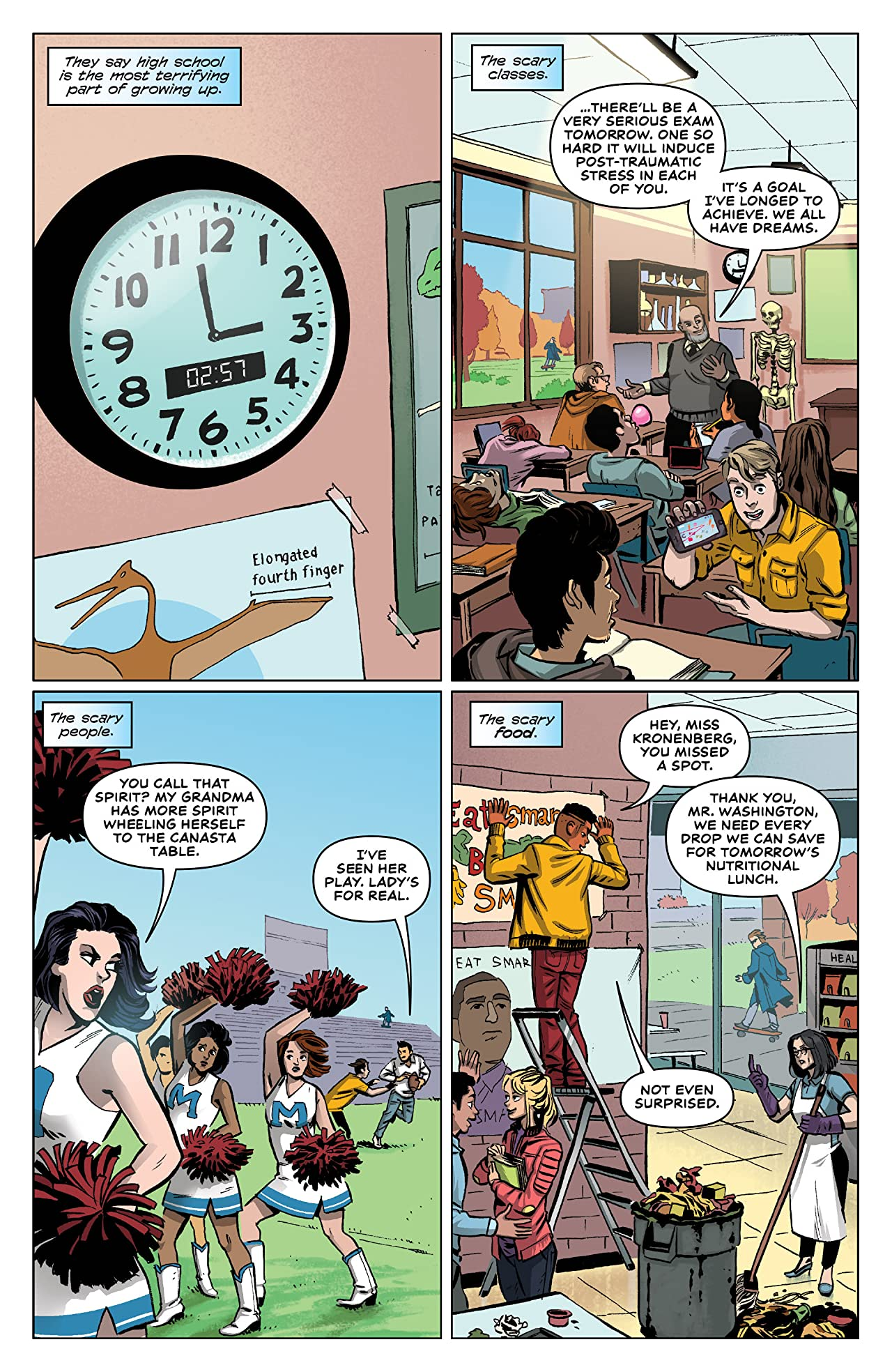 3 O'Clock Club Vol. 1: School's Out . . . of Control!