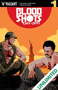 Bloodshot's Day Off #1