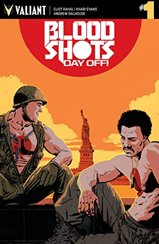 Bloodshot's Day Off No.1
