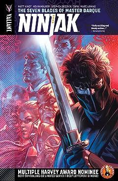 Ninjak (2015- ) Vol. 6