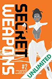 Secret Weapons (2017) #2
