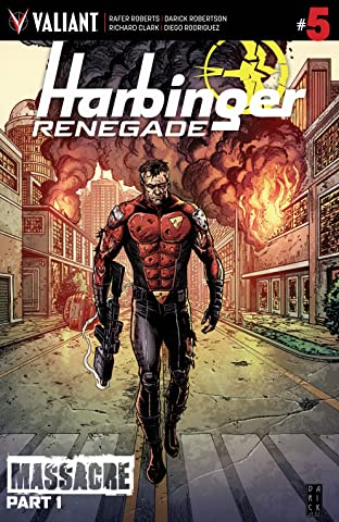 Harbinger Renegade No.5