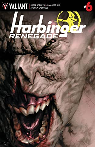 Harbinger Renegade No.6