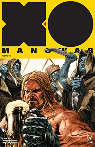 X-O Manowar (2017) No.6