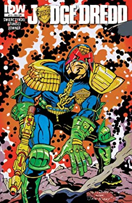 Judge Dredd No.13