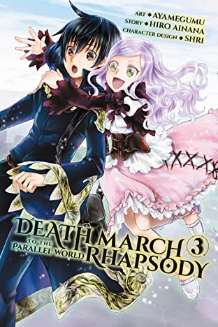 Death March to the Parallel World Rhapsody Vol. 3