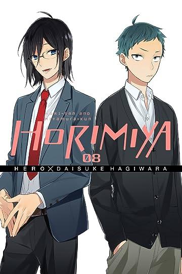 Horimiya Vol. 8
