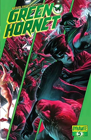 Kevin Smith's Green Hornet No.5