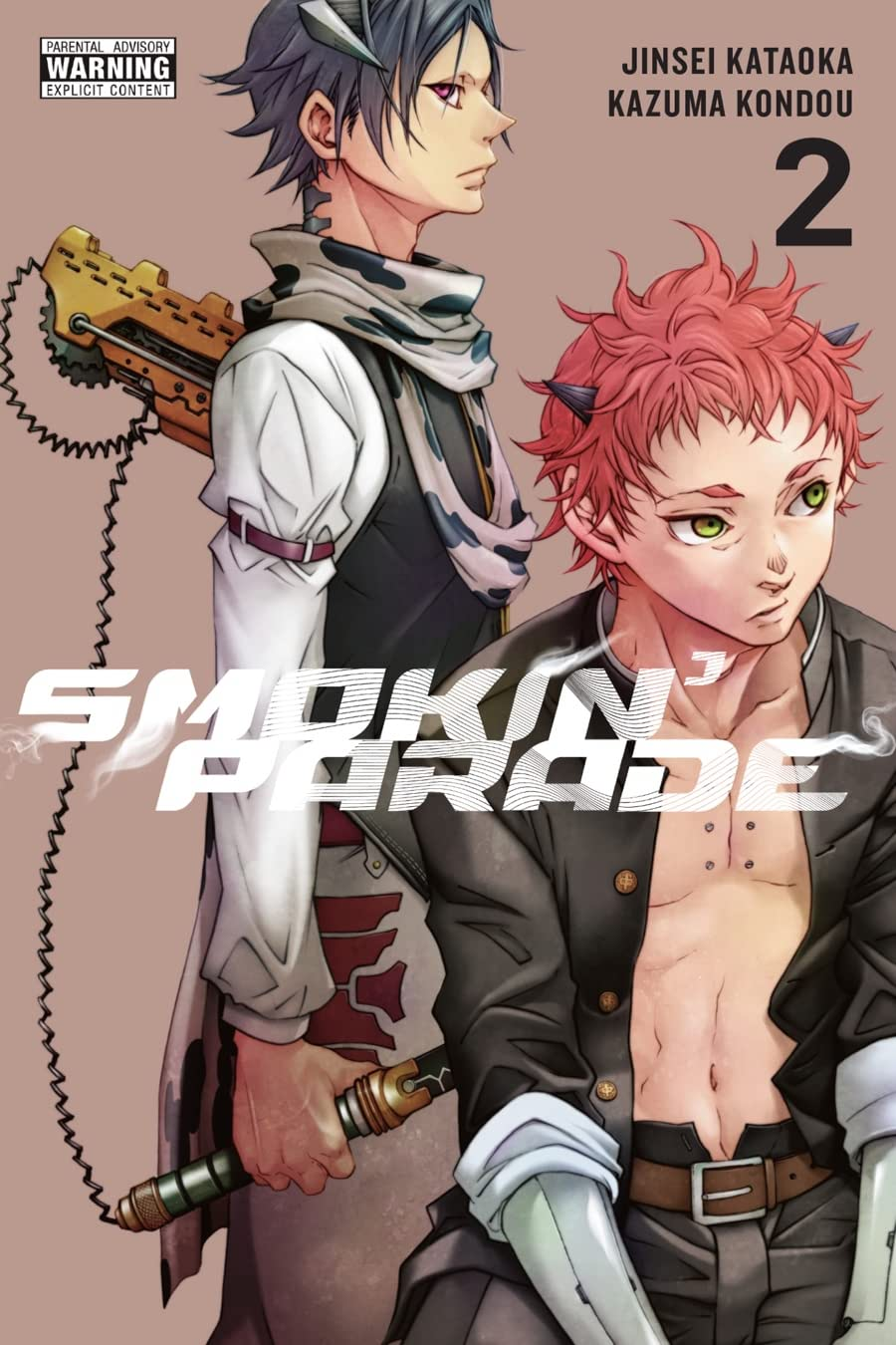 Smokin' Parade Vol. 2