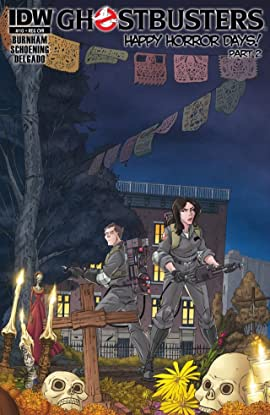 Ghostbusters (2013-2014) #10