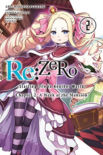 Re:ZERO -Starting Life in Another World-, Chapter 2: A Week at the Mansion Vol. 2