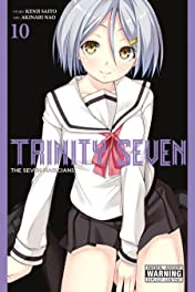 Trinity Seven Vol. 10: The Seven Magicians