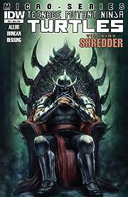 Teenage Mutant Ninja Turtles: Villains Micro-Series #8: Shredder