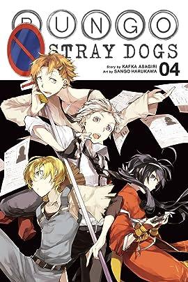 Bungo Stray Dogs Vol. 4