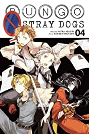 Bungo Stray Dogs Vol. 4