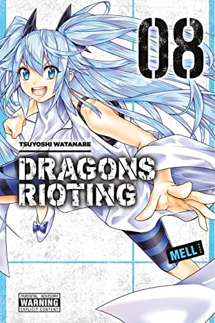 Dragons Rioting Tome 8