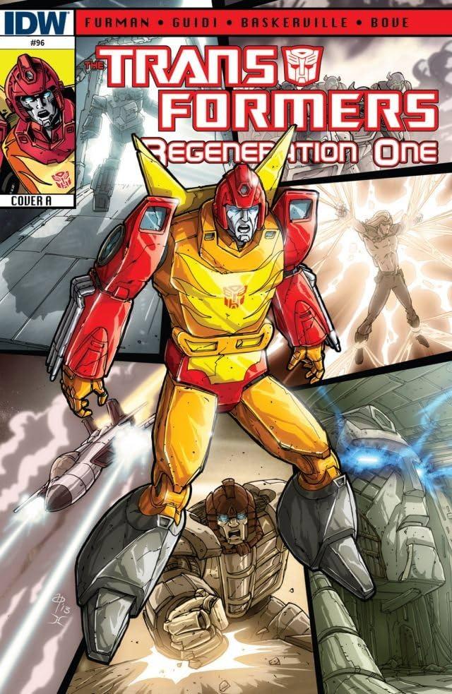 Transformers: Regeneration One #96