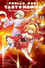 Puella Magi Tart Magica Vol. 4: The Legend of Jeanne d'Arc
