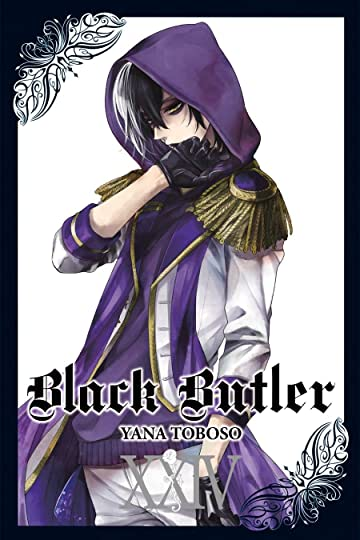 Black Butler Vol. 24