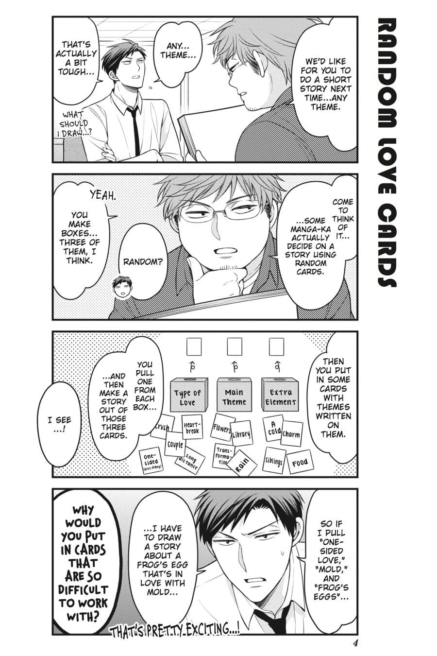 Monthly Girls' Nozaki-kun Vol. 8