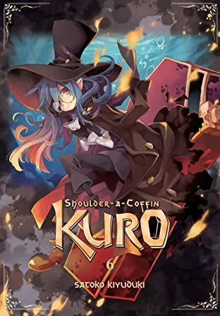Shoulder-a-Coffin Kuro Vol. 6