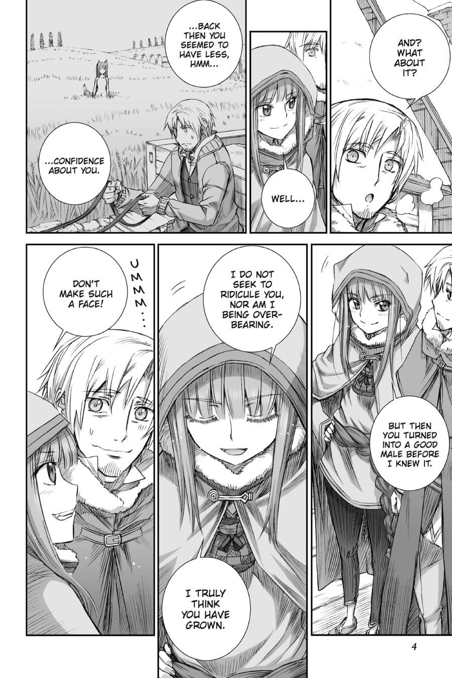 Spice and Wolf Vol. 14