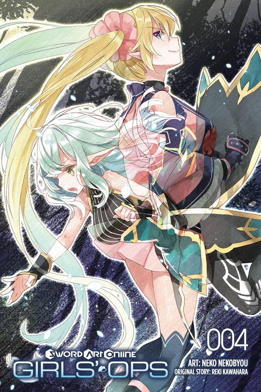 Sword Art Online: Girls' Ops Vol. 4