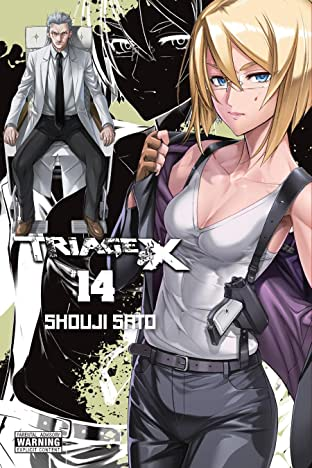 Triage X Vol. 14