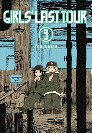 Girls' Last Tour Tome 3