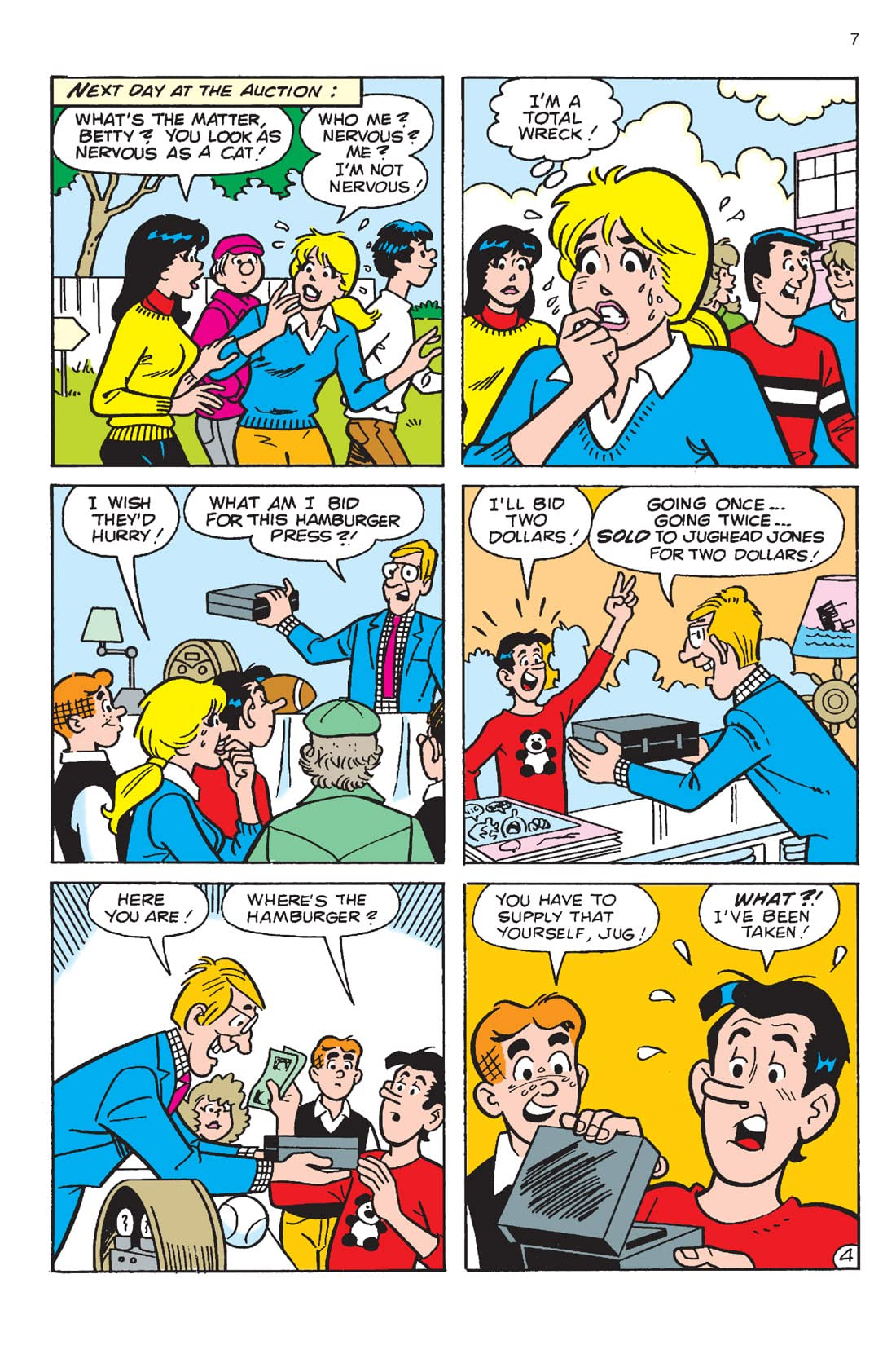 Archie & Friends All-Stars: The Best of Betty's Diary
