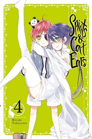 Spirits & Cat Ears Vol. 4