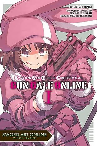 Sword Art Online: Alternative Gun Gale Online Vol. 1