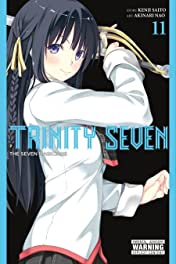 Trinity Seven Vol. 11: The Seven Magicians